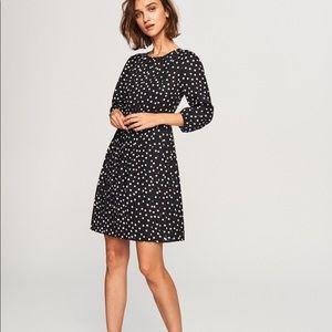 NWT Polka dot dress